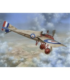"1:32 Morane-Saulnier Type N ""RFC service"""