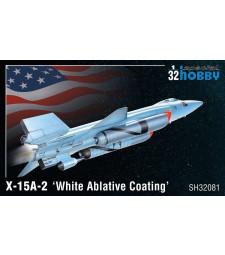 1:32 X-15A-2 'White Ablative Coating'