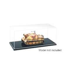 Plastic transparent case 1:43/1:72 (170x75x67 mm)