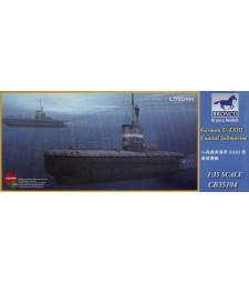 1:35 German U- XXIII Coastal Submarin