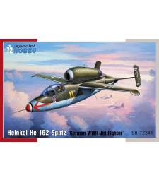1:72 Heinkel He 162 Spatz