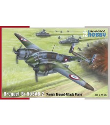 1:72 Breguet Br.693AB.2  'French Attack-Bomber'
