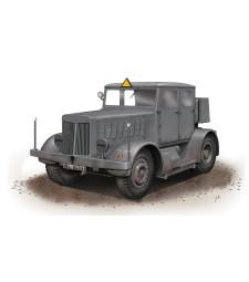 1:72 SS-100 Gigant Schwerer Radschlepper/Heavy Tra