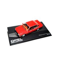 1982-1990 Chevrolet Opel Monza, Red