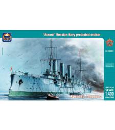 "1:400 ""Aurora"" Russian Navy protected cruiser"