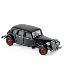 Citroen 15-SIX 1939 - Black