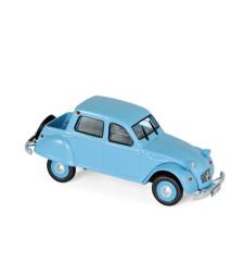 Citroen 2CV Citroneta  1963 - Blue