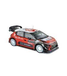 Citroen C3 WRC 2017 - Official Presentation Version
