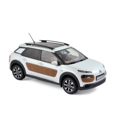 Citroen C4 Cactus 2014 - Pearl White & Chocolate Airbump