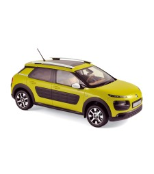 Citroen C4 Cactus 2014 - Hello Yellow & Black Airbump