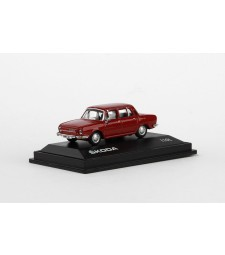 Skoda 110L (1973) - Red Ruby