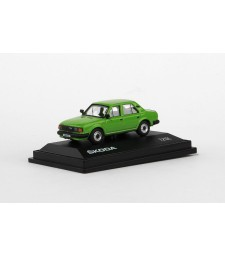 Skoda 120L (1984) - Light Green