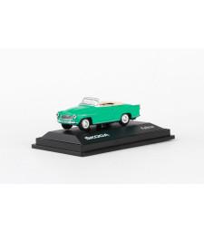 Skoda Felicia Roadster (1963) - Turquoise
