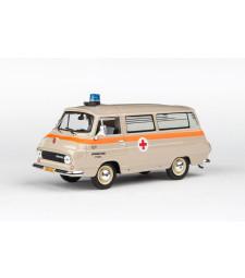 Skoda 1203 (1974) - Ambulance - Rescue