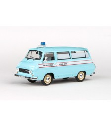 Skoda 1203 (1974) - Public Safety