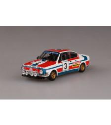 Skoda 130RS (1977) - Rallye Skoda 1976 #3 Haugland - Floene