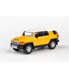 Toyota FJ Cruiser - Yellow