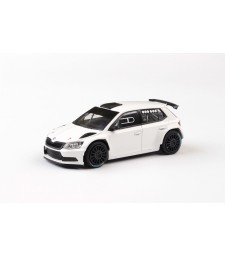 Skoda Fabia III R5 (2015) - White