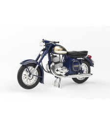 Jawa 350 Rocker Automatic (1966) 1:18 - Blue Cobalt