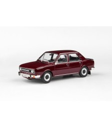 Skoda 120L (1982) - Red Maron