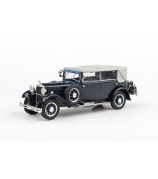 Skoda 860 (1932) - Dark Blue