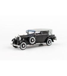 Skoda 860 (1932) - Black