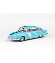 Tatra 603 Light Blue 1969 - Birthday Model