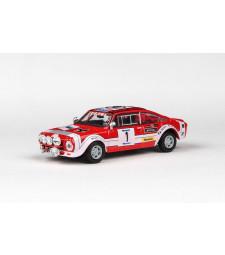 Skoda 200RS (1974) - Barum Rallye 1975 # 1 Sedivy - Janecek