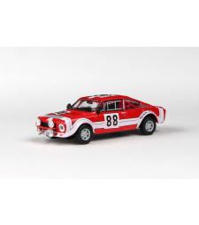 Skoda 200RS (1974) - Rallye Sumava 1975 # 88 Horsak - Motal