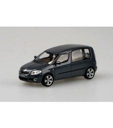 Skoda Roomster (2006) - Anthracite Gray Metallic