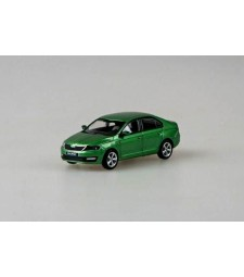 Skoda Rapid (2012) - Rally Green Metallic