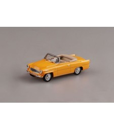 Skoda Felicia Roadster (1963) - Yellow-orange