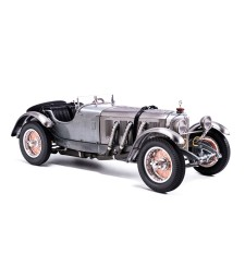 Mercedes-Benz SSK 1928-1930, Clear Finish incl. showcase, Limited Edition 600 pcs.