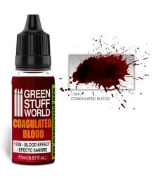 Blood effect paint - COAGULATED BLOOD 17ml