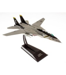 """F-14A TOMCAT U.S. NAVY  VF-84 """"JOLLY ROGERS"""" 1981 with Folding Wings"""