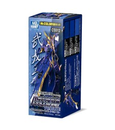 CS-512 Mechanical Color Set Ver. Blue (3 x 10ml)