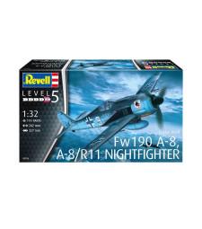 1:32 Focke Wulf Fw190A-8, A-8/R11 Nightfighter