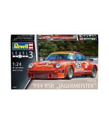 1:24 Porsche 934 RSR Jägermeister