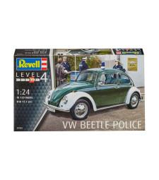 1:24 VW Beetle Police