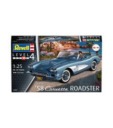 1:25 '58 Corvette Roadster