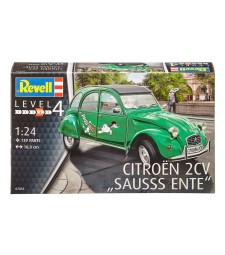 1:24 Citroën 2CV Sausss Ente