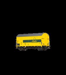 H0 Freight Car Gms 30 DB, III, Libella