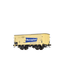 H0 Freight Car G10 DB, III, Hansaplast