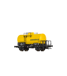 H0 Tank car Z [P] 2-axle, DB, III, Danzas