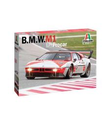 1:24 BMW M1 Procar