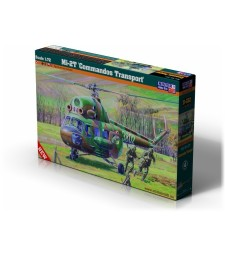 "1:72 Mi-2T "" Commandos  Transport"""