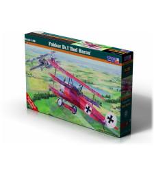 """1:48 Fokker Dr.I """"Red Baron"""""""