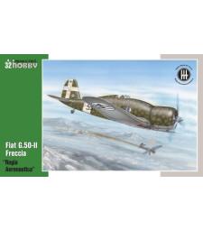 """1:32 Fiat G.50-II """"Regia Aeronautica"""""""
