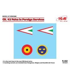 1:32 CR. 42 Falco in Foreign Services