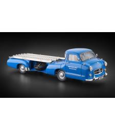 "Mercedes-Benz Racing Car Transporter ""The blue Wonder"", 1954/55 REVISED EDITION"
